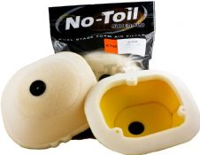 New No Toil Air Filter KX 125/250 87-89 KX 500 87-06 KLX/KDX 200 RM 125/250 87-92 Motocross